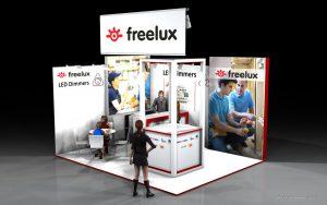 Expozice Freelux LaB